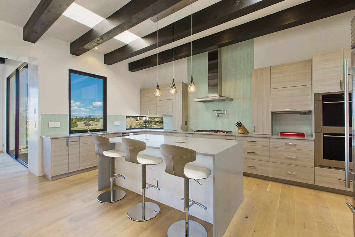 custom kitchen photos in Santa Fe,NM